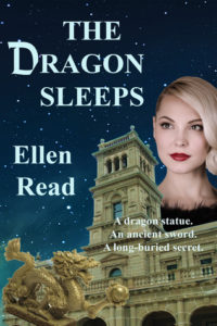 The Dragon Sleeps (Published as a paperback & ebook on 4 November 2016)